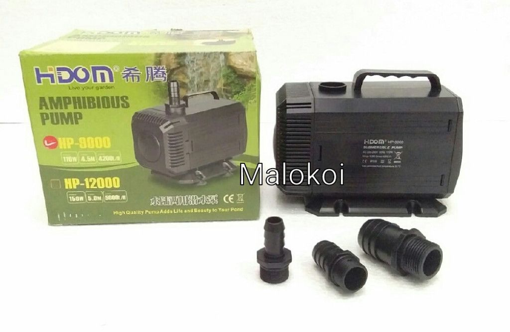 Hidom Pump Hp-9000